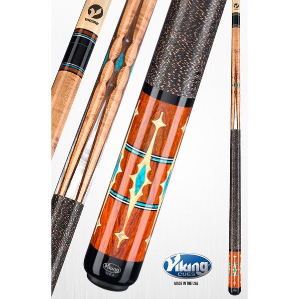 Pool Cues By Viking A596 - ViKORE Performance Shaft & Quick Release - absolute cues