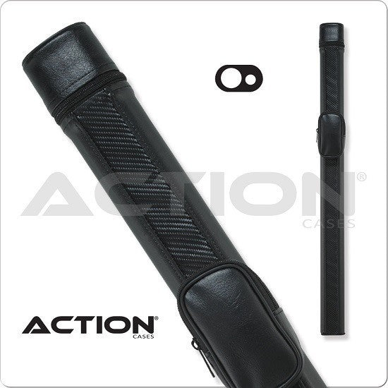 Action Pool Cue Case - ACN11 1x1 - Ballistic Hard Cue Case - absolute cues