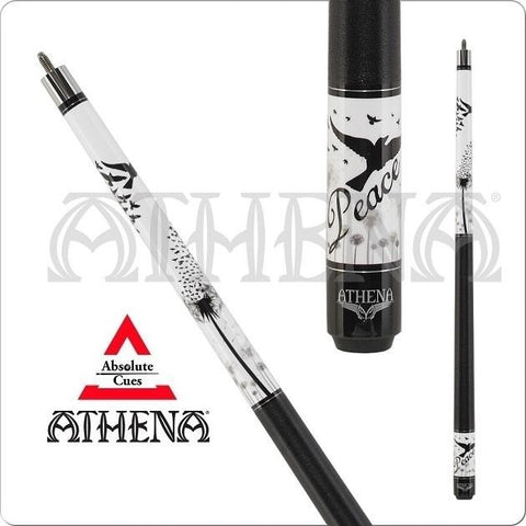 Athena Pool Cues - Woman Pool Cues - ATH48 - Peace