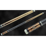MEZZ Pool Cues - AXI Series - AXI-155 - WX700 Shaft, Wavy Joint - absolute cues