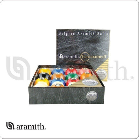 Aramith Billiards Balls - BBATPC - Tournament TV Pro Cup Ball Set - absolute cues