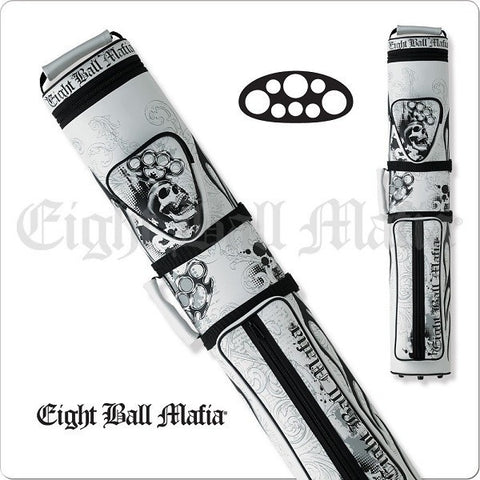 Action Eight Ball Mafia Case - 3x5 - EBMC35E - Hard Cue Case - absolute cues