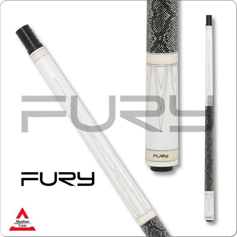 Fury Pool Cues - LA Series - LA-1 - HTE Shaft - absolute cues