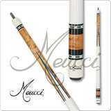 Meucci Pool Cues - MEUCCI HOF-2 / HOF02 - Bird's-eye Maple - absolute cues