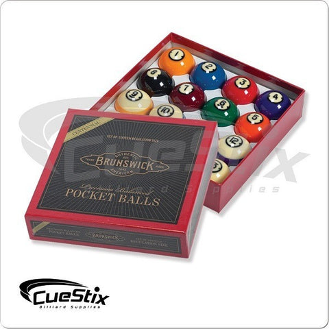 Brunswick Billiard Balls - BBCENT - Centennial Ball Set