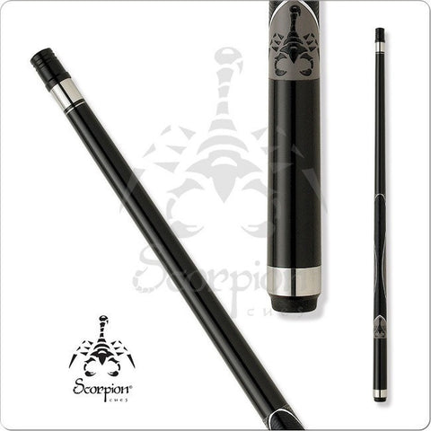 Scorpion Pool Cues - Sports Grip - GRP05 - Scorpion Grey Design Grip - absolute cues