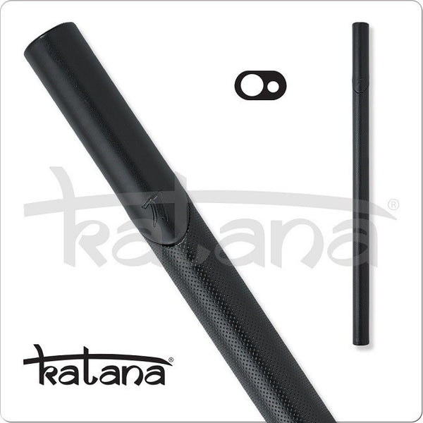 Katana Pool Cue Case - KATC01 - 1x1 - Hard Cue Case - absolute cues