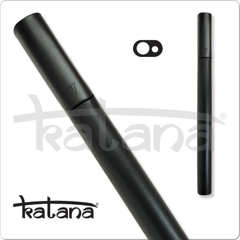 Katana Pool Cue Case - KATC02 - 2x2 - Hard Cue Case - absolute cues