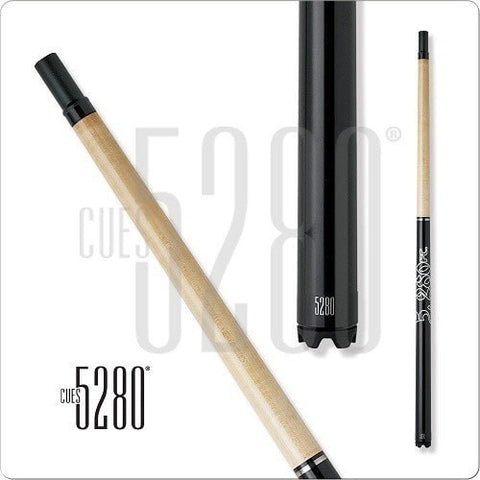 5280 Pool Cues - Break/Jump Pool Cue - MHBJ - Quick Release - absolute cues