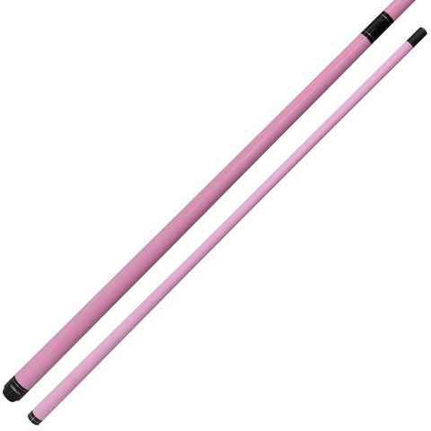 Sterling Pool Cues - Prism Collection Pool Cues - Pink - absolute cues