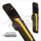 Yellow Predator - PREDS34Y - 3x4 Soft Vinyl Case - Pool Cue Case - absolute cues