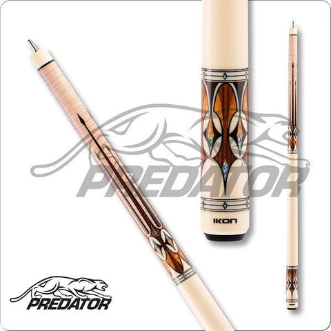 Predator Pool Cues - IKON Series - IKON3-5 - C4 Tech - Low Deflection - absolute cues
