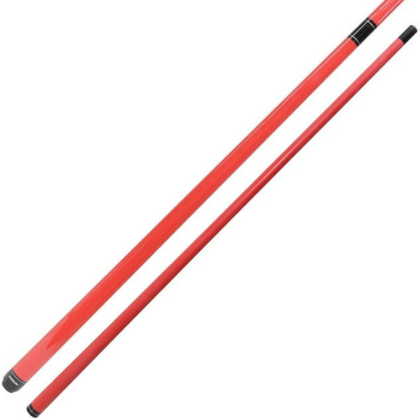 Sterling Pool Cues - Prism Collection Pool Cues - Red - absolute cues