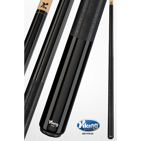 Skinny Pool Cues - VIKING SKINNY CUE SKNY-1, With Performance Shaft - www.absolutecues.com