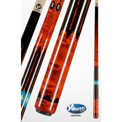 Viking Performance Limited Edition Pool Cues - TF-MS - Performance Shaft - www.absolutecues.com