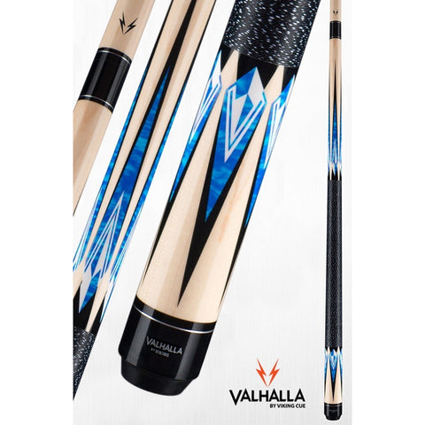 Valhalla Pool Cue - VA471 - Wrap - absolute cues