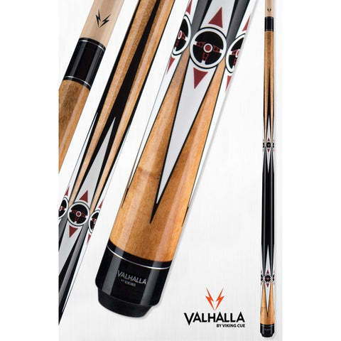 Valhalla Pool Cue - VA481 - No Wrap - absolute cues