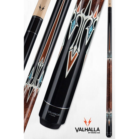 Valhalla Pool Cue - VA603 - No Wrap - absolute cues