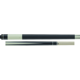 MEZZ Cues - CP-13SW Series, CP-13SW/W - WX700 Shaft, Wavy Joint - absolute cues