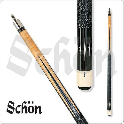 Schon Pool Cues - CX Series - CX02 - absolute cues