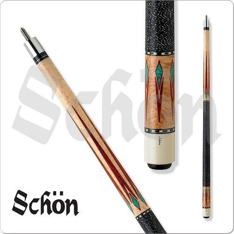 Schon Pool Cues - CX Series - CX03 - absolute cues