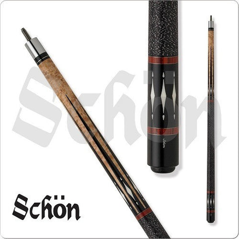 Schon Pool Cues - CX Series - CX04 - absolute cues