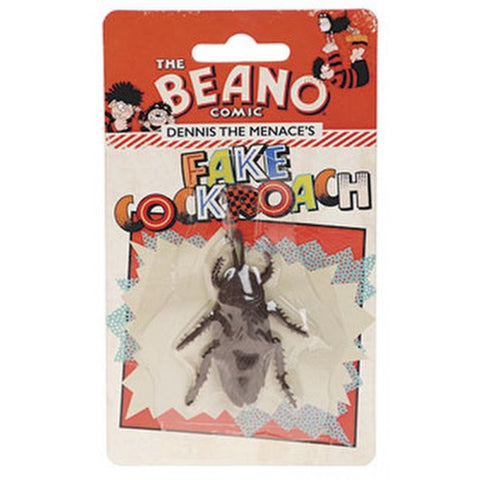 Fake Cockroach - Beano Shop