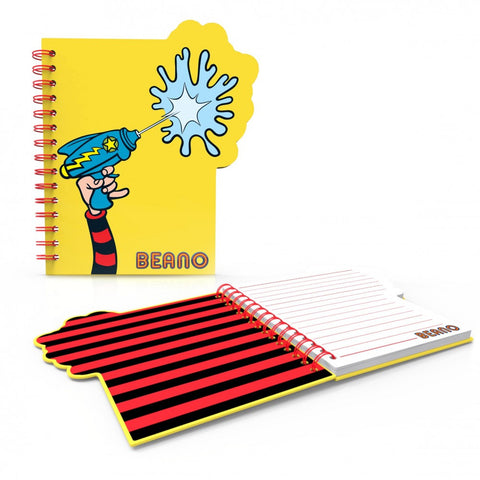 Water Pistol Beano Notebook - Beano Shop
