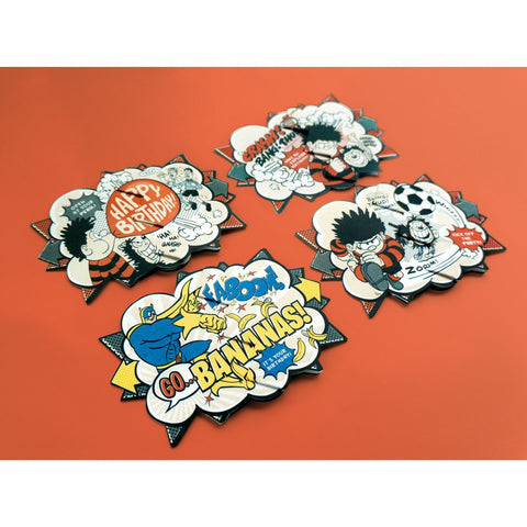 Beano Surprise Greeting Card Set - Beano Shop