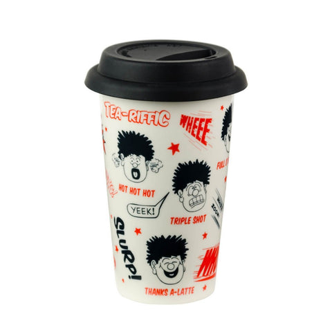 Dennis Travel Mug - Beano Shop