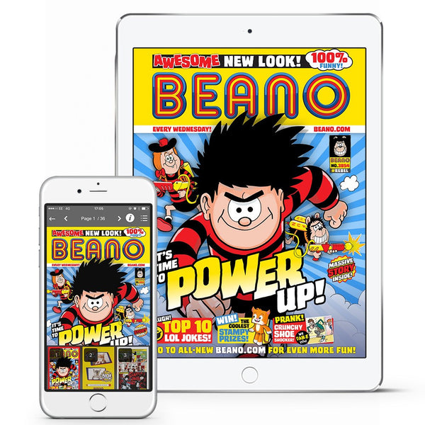 Beano Digital Subscription - Beano Shop