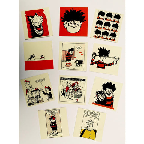 Classic Beano Greeting Card Set x11 - Beano Shop
