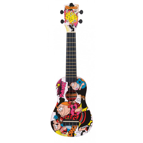 Minnie the Minx Ukulele - Beano Shop