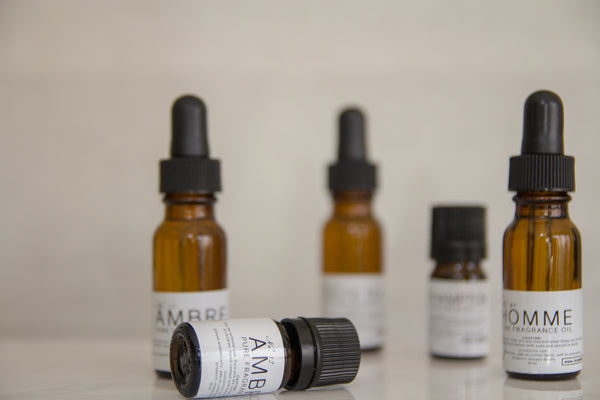Pure Fragrance Oils - larger size with dropper