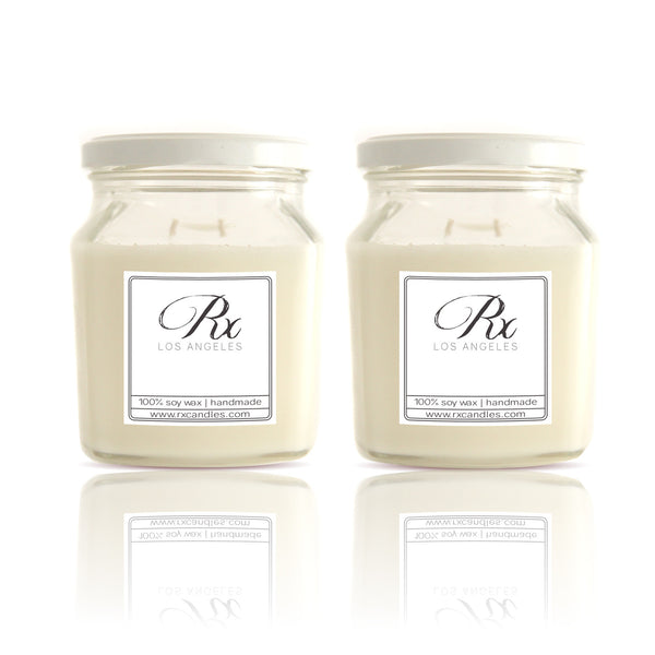 2 LARGE CANDLE combination deal - Rx Candles
