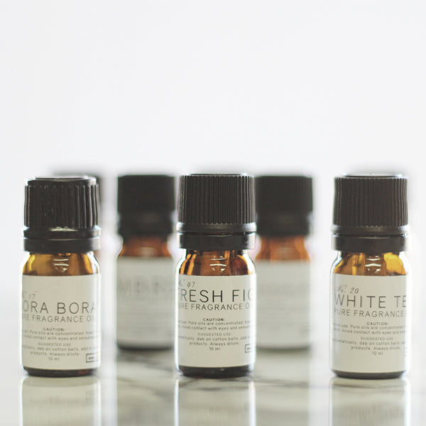 PURE FRAGRANCE OILS
