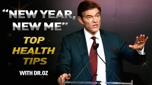 Dr. Oz Shares some advice on safer sleeping