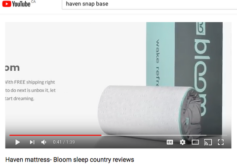 Sleep Country's New Bed-in-a-box Review