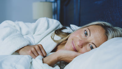 4 Easy Sleep Tips for Women Going Through Menopause