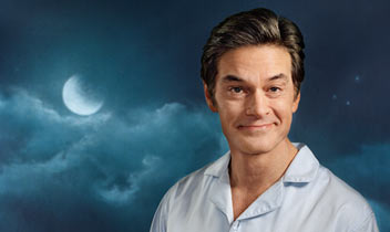 Dr Oz Shares on Better Sleep