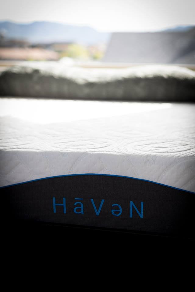 The Haven Recharge Mattress - designed for the sleep-deprived