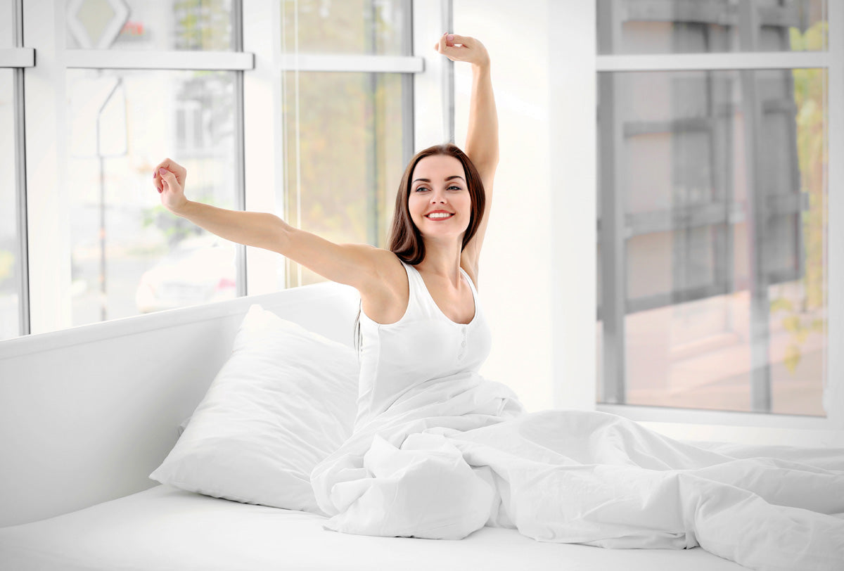 Sleep Tip #8 GET A BETTER NIGHT'S SLEEP