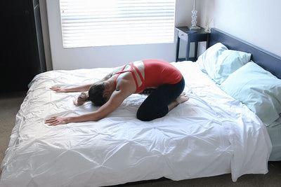Yoga You Can Do in Bed