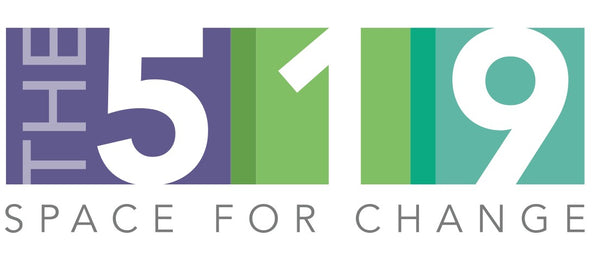 the 519 non profit support website logo