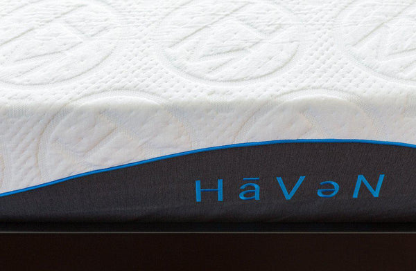 "10"" Haven Rejuvenate (Contouring Firm) Talalay Latex + Specialty Foam Mattress"