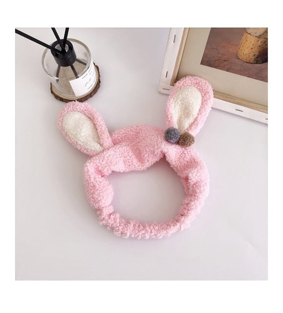Cute Bunny Headbands - Comfortable & Good Quality Hairbands (1 Piece)