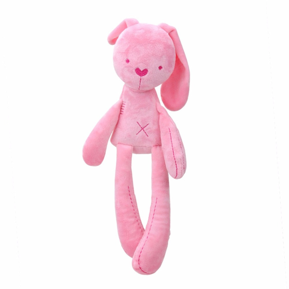 2019 Cute Rabbit Doll Baby Soft Plush Toys For Children Bunny Sleeping Mate Stuffed &Plush Animal Baby Toys For Infants