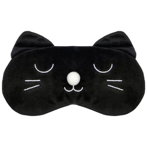 Comfortable and Soft Cute Sleeping Mask With Good Quality Elastic