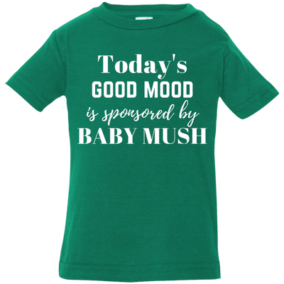 Today's Good Mood Is Sponsored by Baby Mush