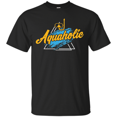 Aquaholic 3 - Adult Summer Tee